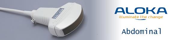 Ultrasonido: Transductores Abdominal