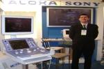 Jorge Hillkirk, representante de ventas de Hittec Medical